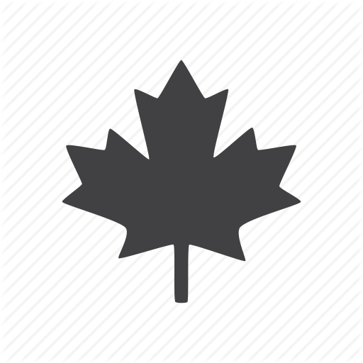 Pictures Of Canadian Maple Leaf Icon