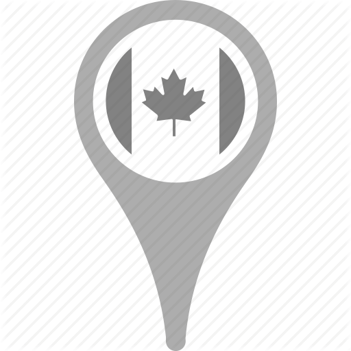 Canada, Country, County, Flag, Map, National, Pn