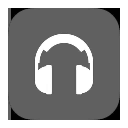 Metroui Google Music Icon Style Metro Ui Iconset
