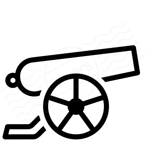 Iconexperience I Collection Cannon Icon