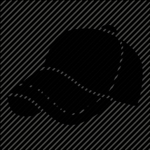 Baseball, Cap, Hat, Headwear, Sports, Trucker Icon