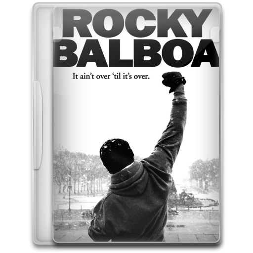 Covers, Cover, Rocky, Balboa, Movie, Movies Icon Free Of Movie