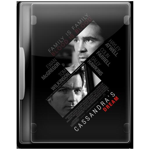 Cassandras Dream Icon Movie Mega Pack Iconset