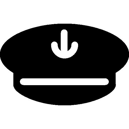 Captain Cap Icons Free Download