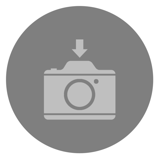 Image Capture Icon Dynamic Yosemite Iconset