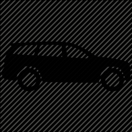 Auto, Car, Mobile, Suv, Vehicle Icon
