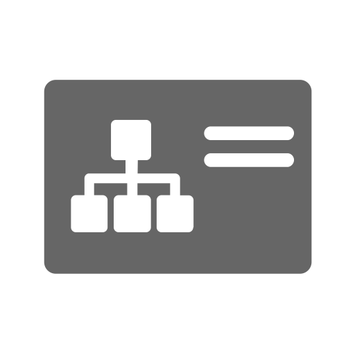 Auto Parts Dealer Organization, Auto Parts, Automobile Icon