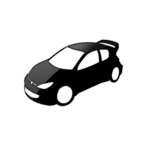 Car Icon On Transparent Background Images