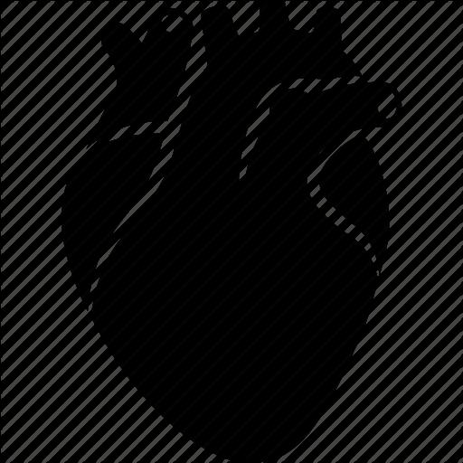 Heart Icons Human