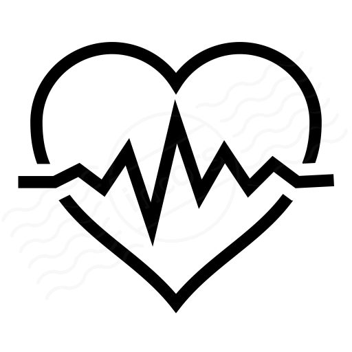 Iconexperience I Collection Heartbeat Icon