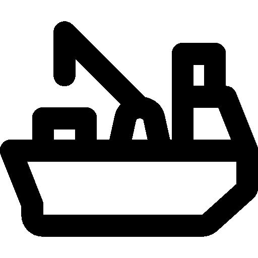 Cargo Ship Icon Delivery Smashicons
