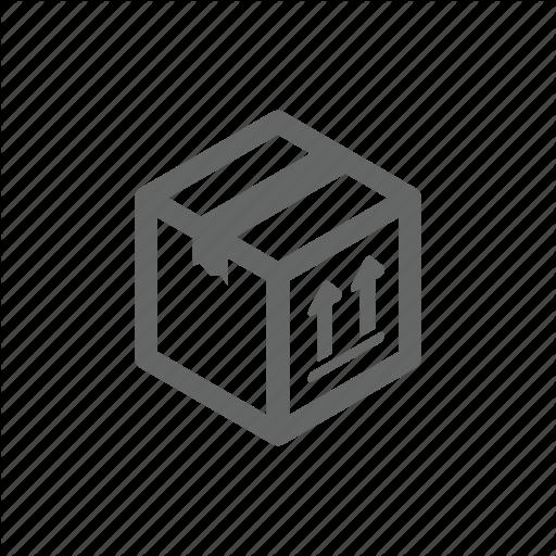 Shipping Box Icon Free Icons