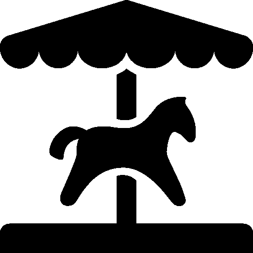 City Carousel Icon Windows Iconset