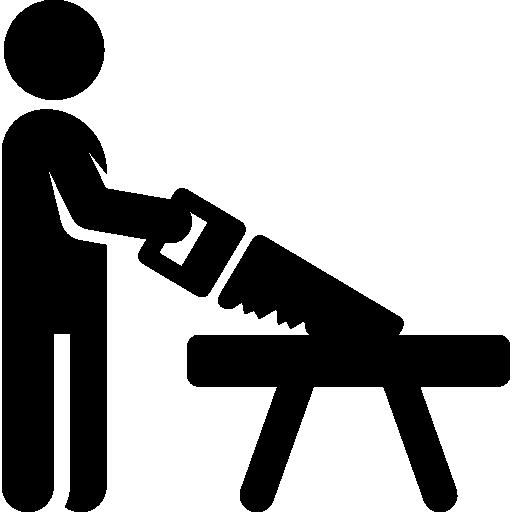 Carpenter Icon Professions Freepik