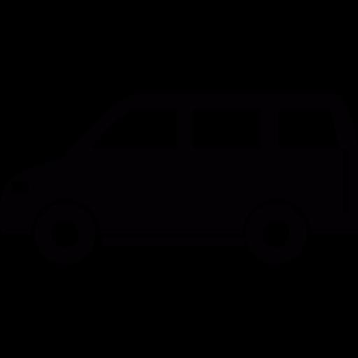 Minivan, Vehicle, Transport, Car, Mvp, People Carrier Icon