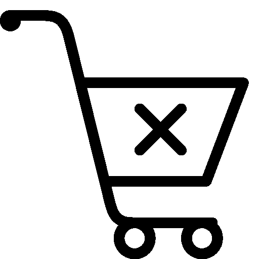 Ecommerce Clear Shopping Cart Icon Ios Iconset