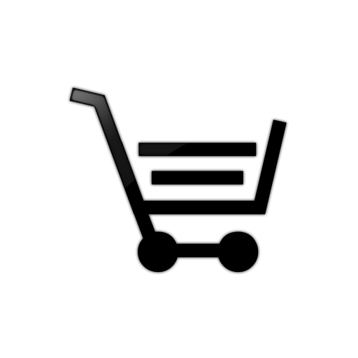 Black Cart Icon