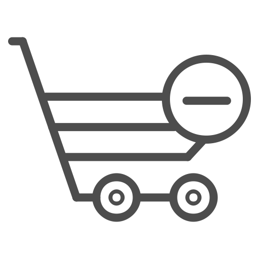 Cart, Remove, Remove Cart, Remove Cart Icon, Shopping Cart