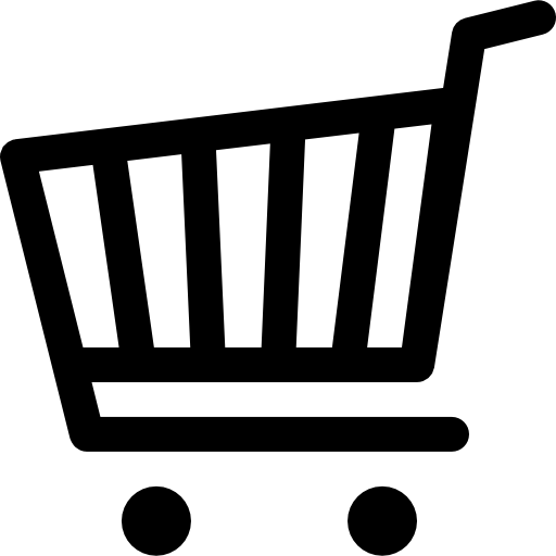 Icon Vector Grocery Cart