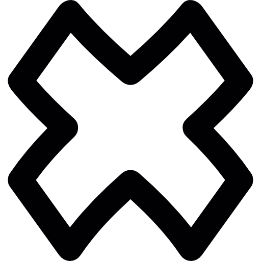 Crossed Icon