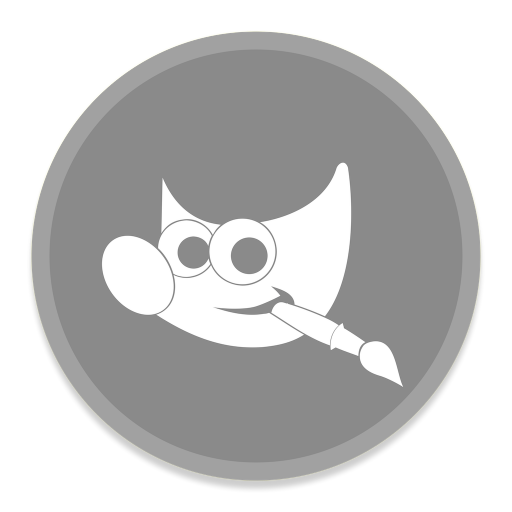 Gimp Icon Button Ui App Pack One Iconset Blackvariant