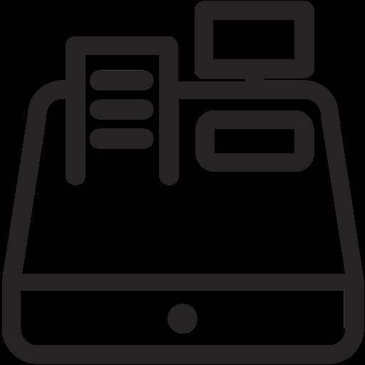 Cashregister Icon