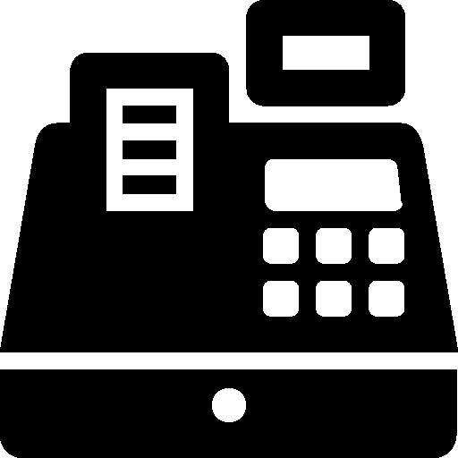 Ecommerce Cash Register Icon Windows Iconset