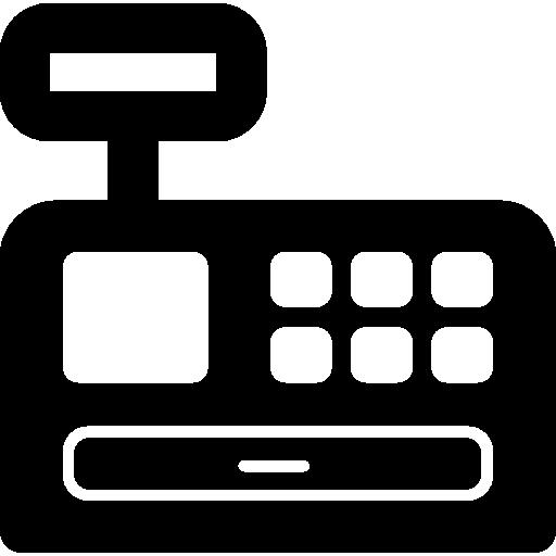 Supermarket Cashier Icons Free Download