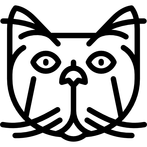 Persian Cat Icons Free Download