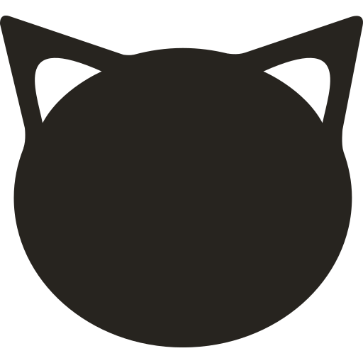 Cat Icon Free Of Amenities Solid Icons