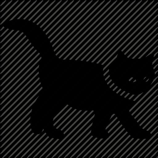 Cat, Feline, House Cat, Pet Animal, Pet Cat Icon