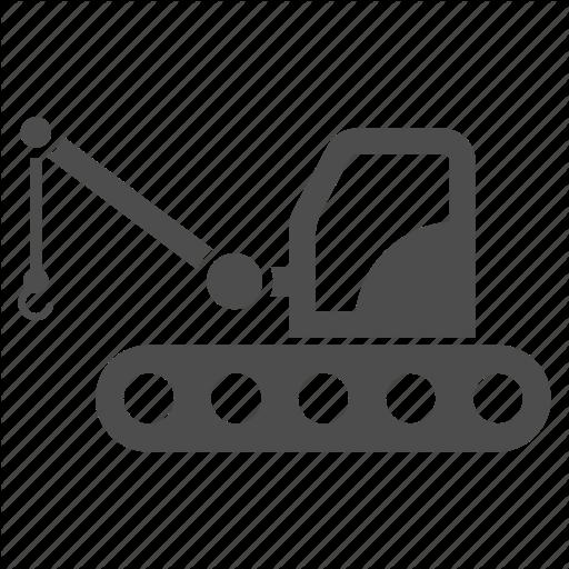 Building, Caterpillar Crane, Construction, Engineering, Equipment