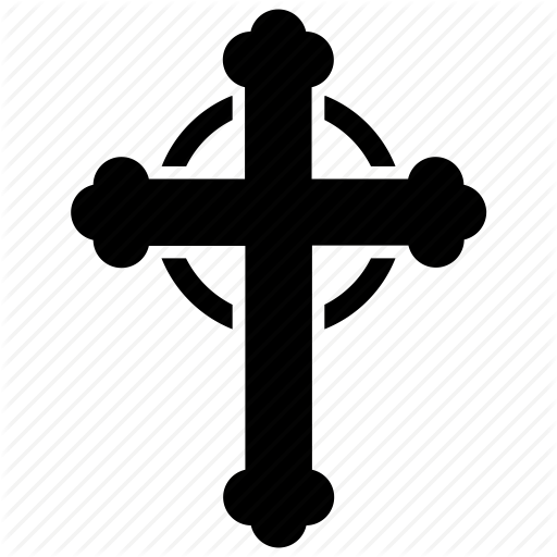 Catholic Cross Icon