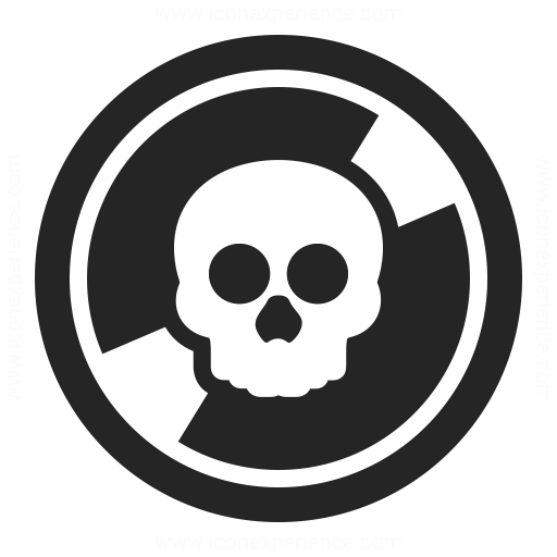 Cd Pirated Icon Iconexperience