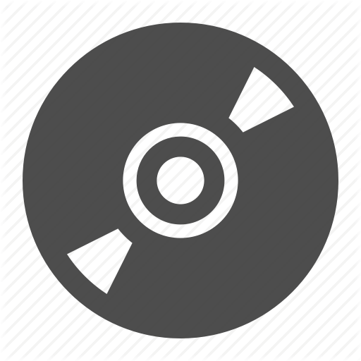 Bluray, Cd, Disk, Dvd, Multimedia Icon