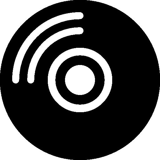 Cd Recording Icon Technical Service Freepik