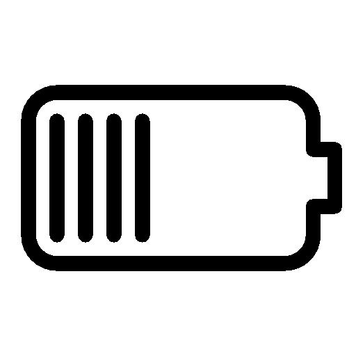 Mobile Medium Battery Icon Ios Iconset