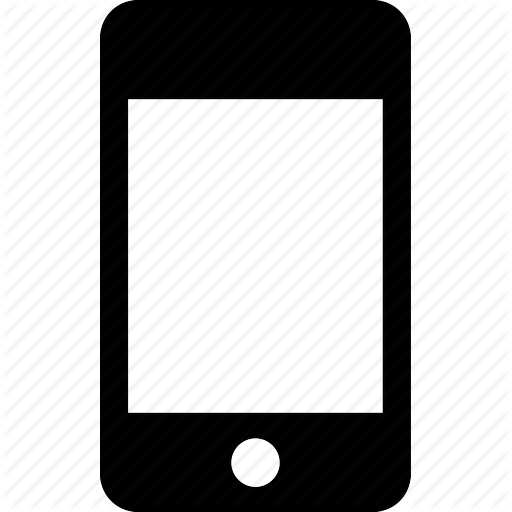 Cell Phone Icon Png Pictures Vector, Clipart