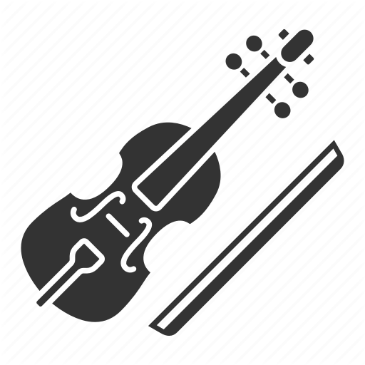 Cello, Fiddle, Instrument, Music, Musical, Viola, Viola Bow Icon