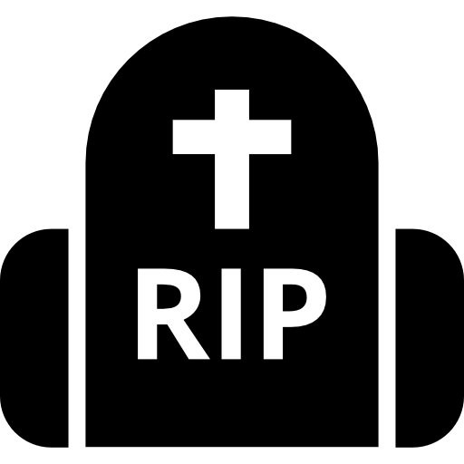 Christian Cemetery Icons Free Download