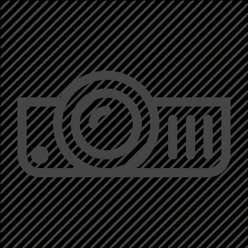 Camera, Film, Movie, Multimedia, Play, Sound, Video Icon