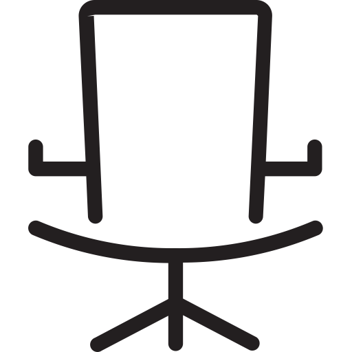 Chair Icon Top View at GetDrawings.com | Free Chair Icon Top ...