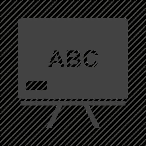 Blackboard, Chalkboard, Education, Formula, Math, Student Icon