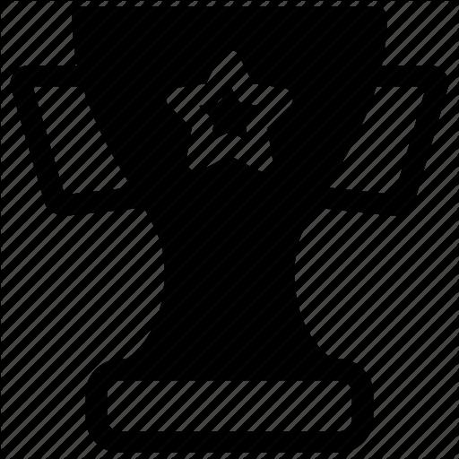 Champion, Championship, Cup, Sport Icon