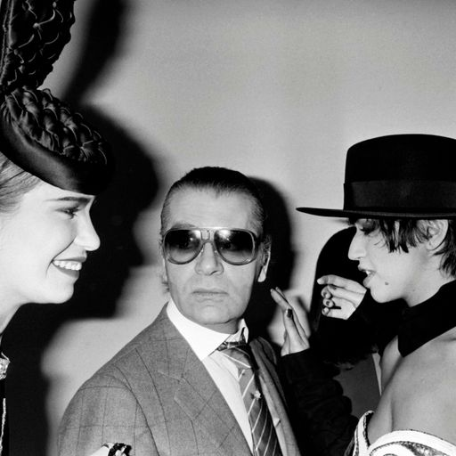 Fashion Icon And Chanel Boss Karl Lagerfeld Dies Aged World