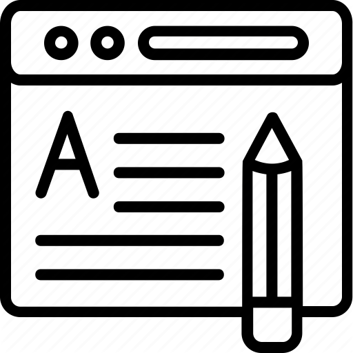 Alphabet, Browser, Change, Correction, Edit, Edit Code, Edit Css