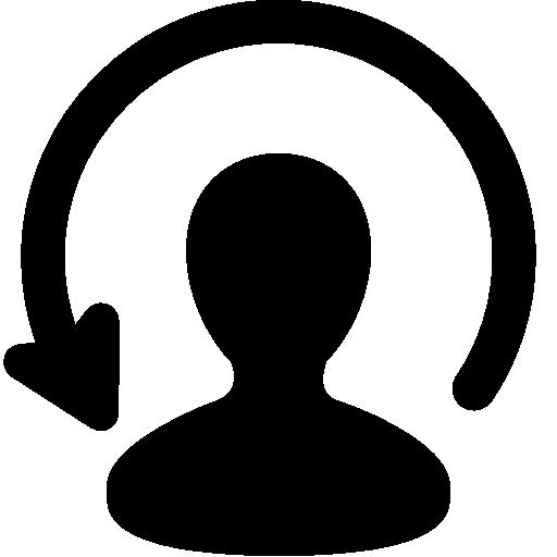 Users Change User Icon Windows Iconset