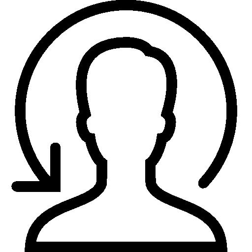 Users Change User Icon Ios Iconset