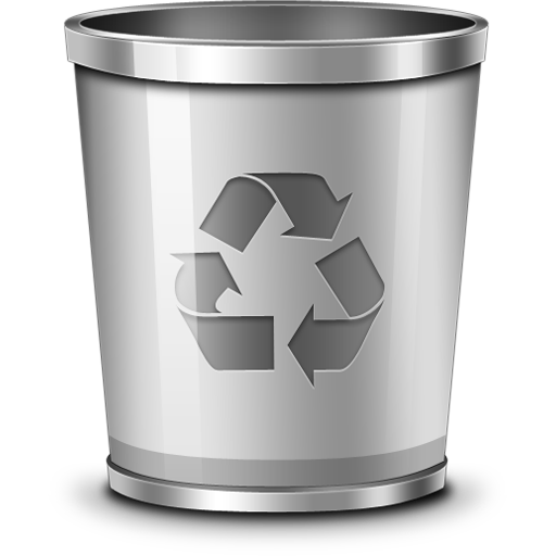 Have You Changed The Recycling Bin Can You Help Me To Use This