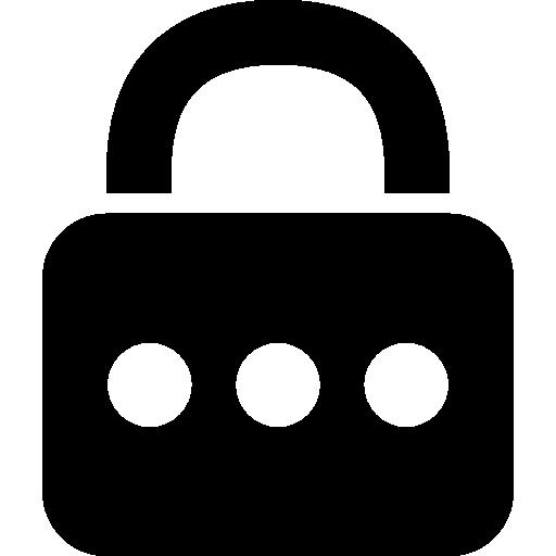 Security Password Icon Windows Iconset